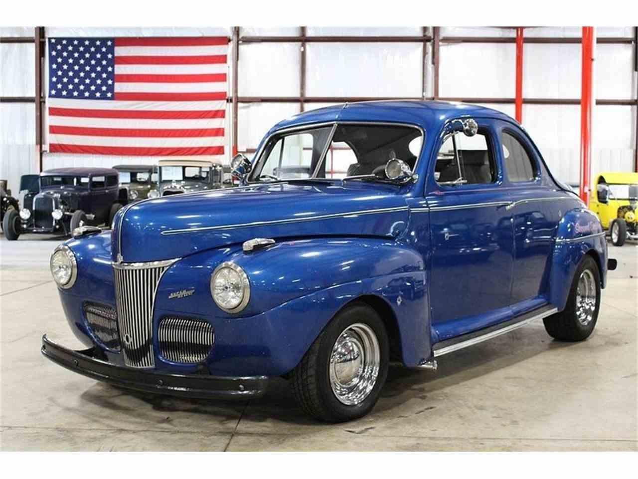 1941 ford coupe for sale cc 1020580. Black Bedroom Furniture Sets. Home Design Ideas