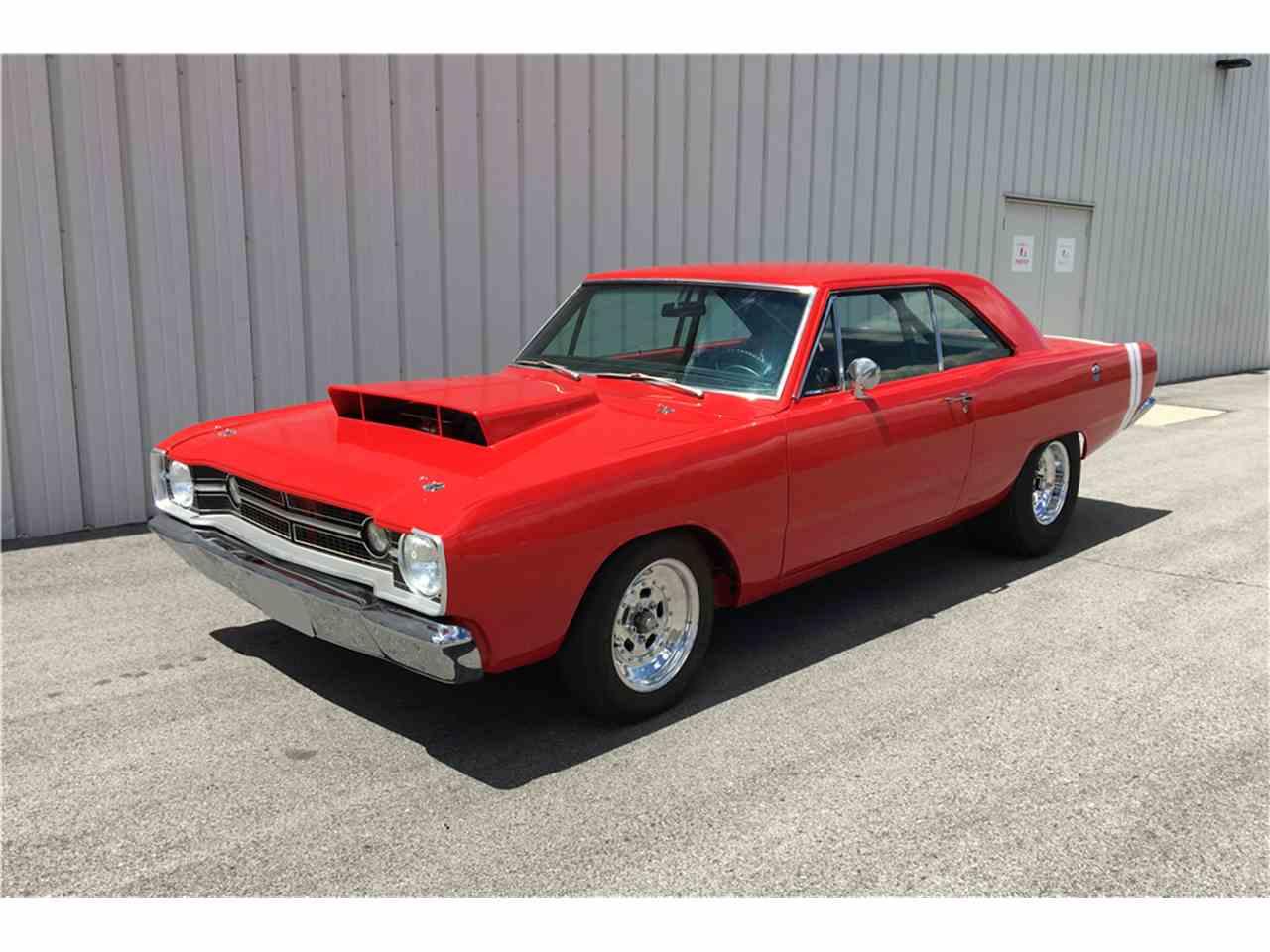 1969 Dodge Dart for Sale | ClassicCars.com | CC-1025804