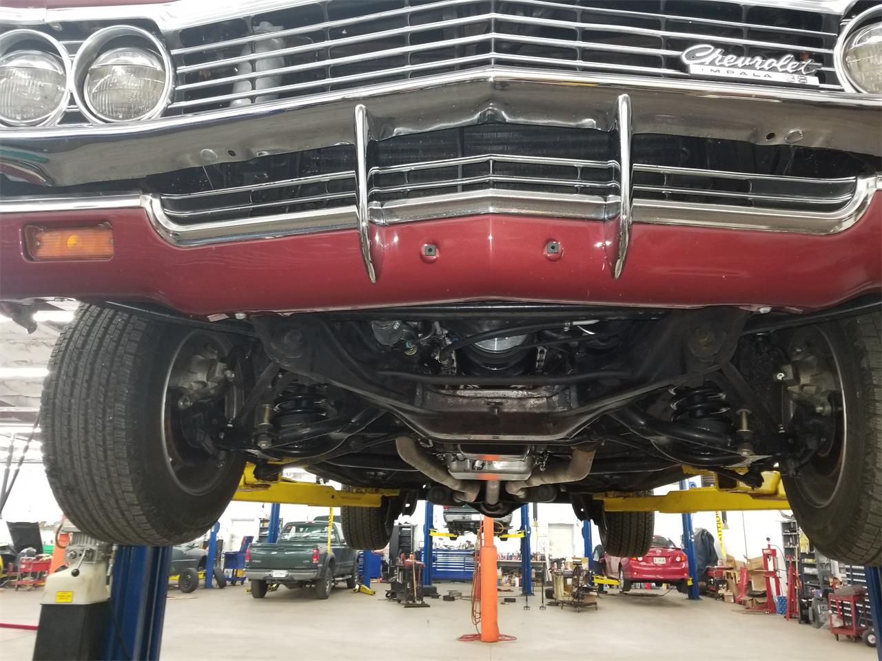 Large Picture of Classic 1966 Chevrolet Impala SS located in Indiana - $35,900.00 - LVHH