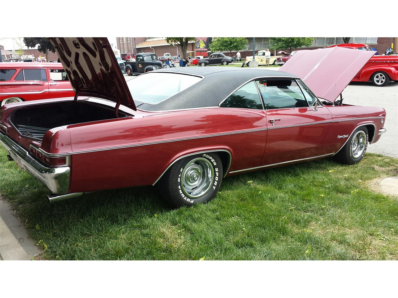 Large Picture of 1966 Chevrolet Impala SS - $35,900.00 Offered by a Private Seller - LVHH