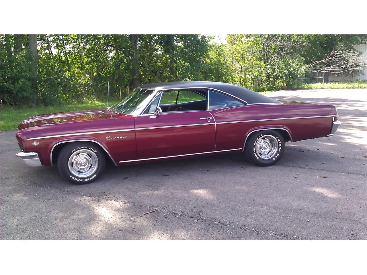 1966 Chevrolet Impala Ss For Sale Cc 1020581 Chevy Suspension Large Picture Of 66 Lvhh