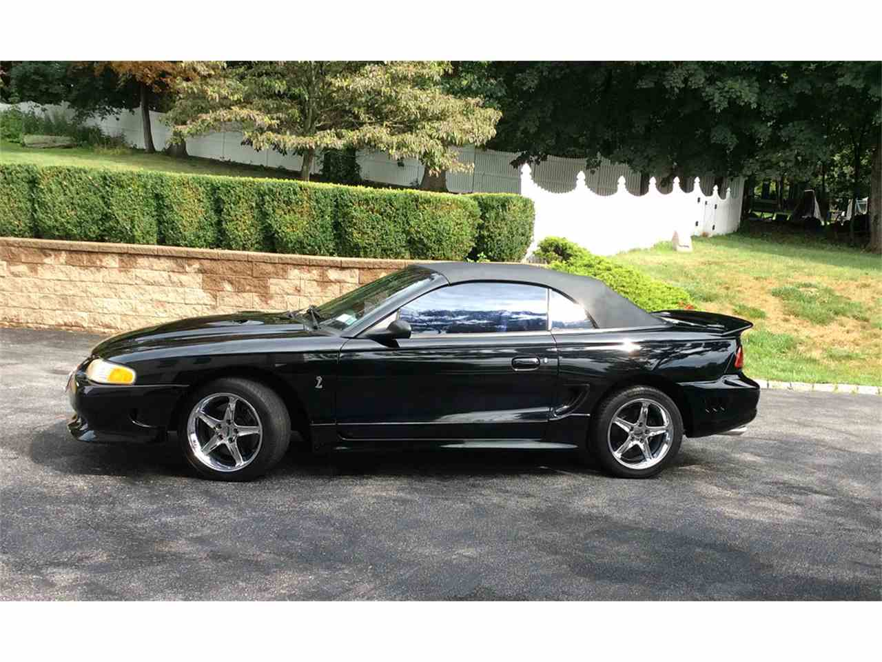Large Picture of '96 Mustang Cobra - LVHL
