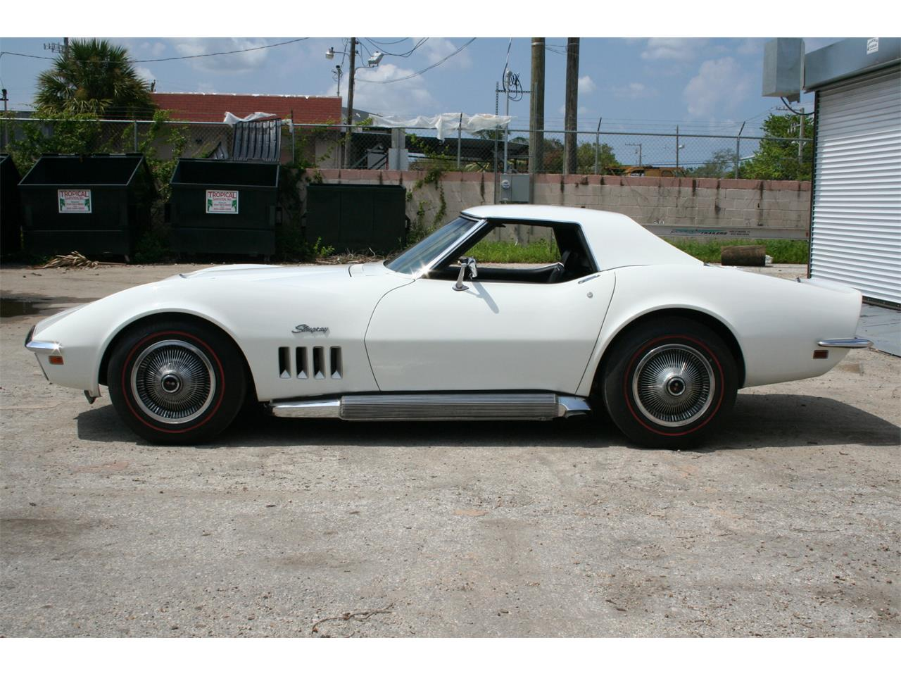 Large Picture of '69 Corvette - LZLY