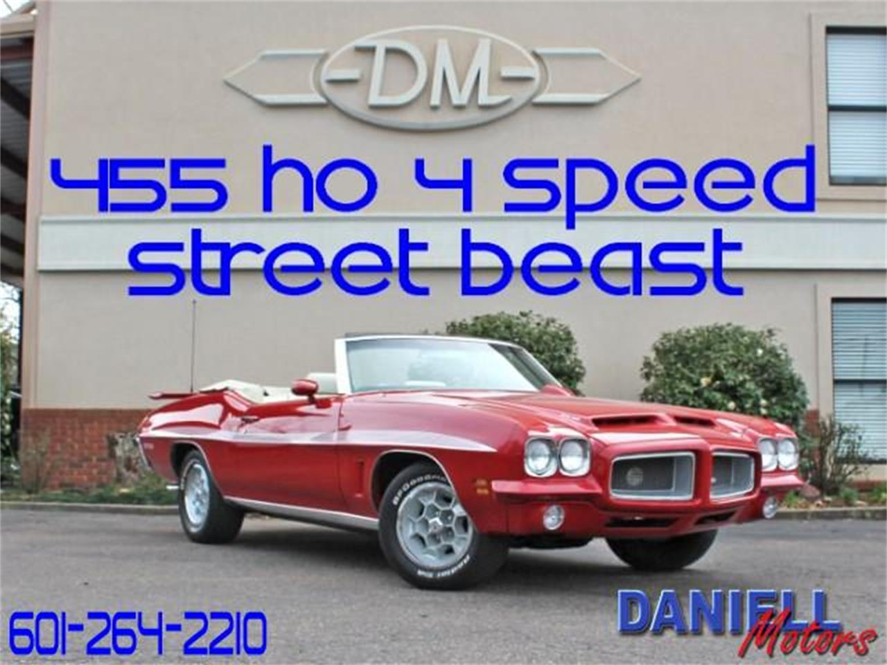 1972 Pontiac Lemans For Sale Cc 1025966 Wiring Large Picture Of 72 Lzn2