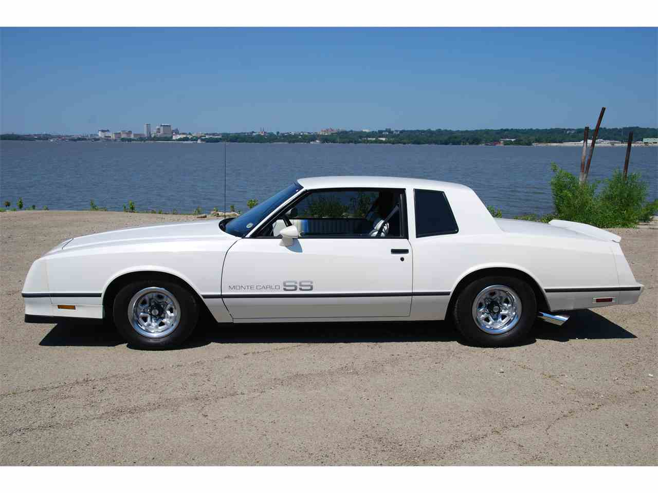 1983 chevrolet monte carlo ss for sale cc 1020597. Black Bedroom Furniture Sets. Home Design Ideas