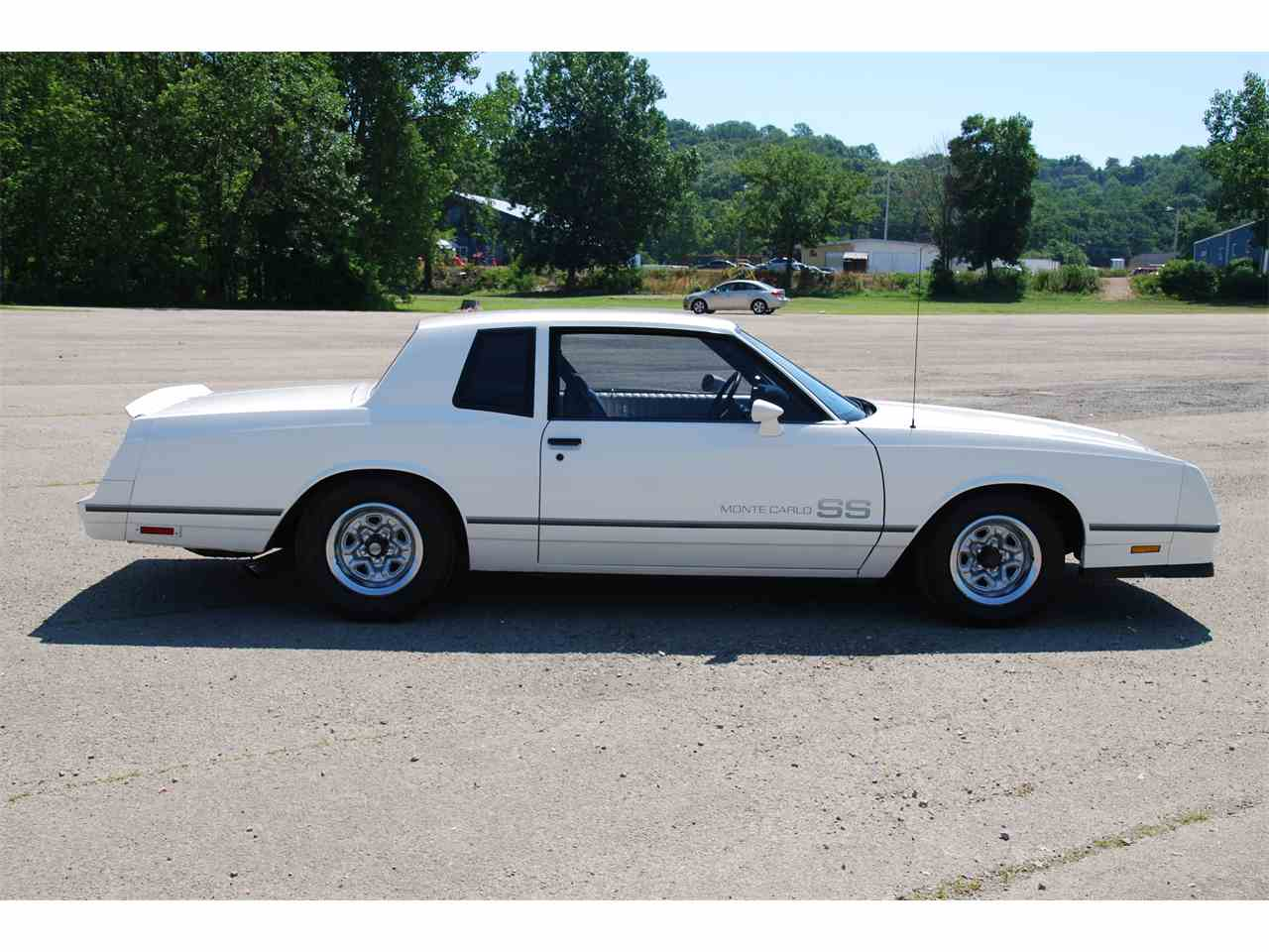 Large Picture of '83 Chevrolet Monte Carlo SS - $10,500.00 Offered by Uftring Auto Group - LVHX