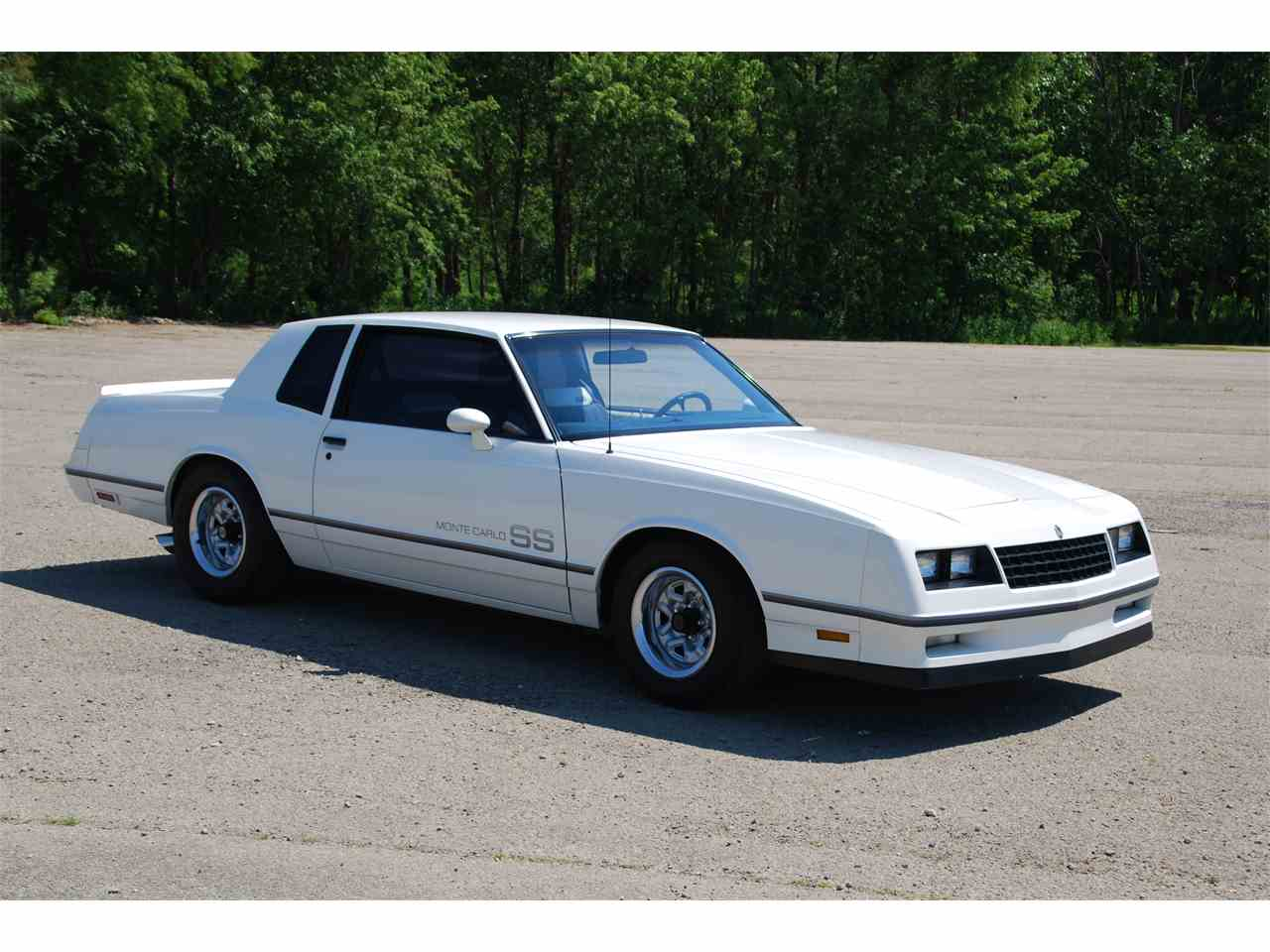 Large Picture of '83 Monte Carlo SS located in Illinois - $10,500.00 Offered by Uftring Auto Group - LVHX