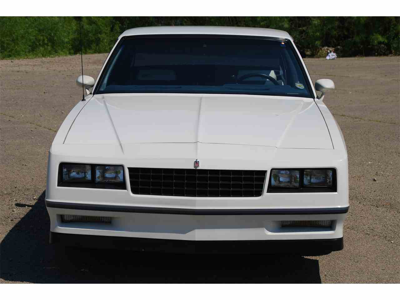 Large Picture of 1983 Chevrolet Monte Carlo SS located in East Peoria Illinois Offered by Uftring Auto Group - LVHX