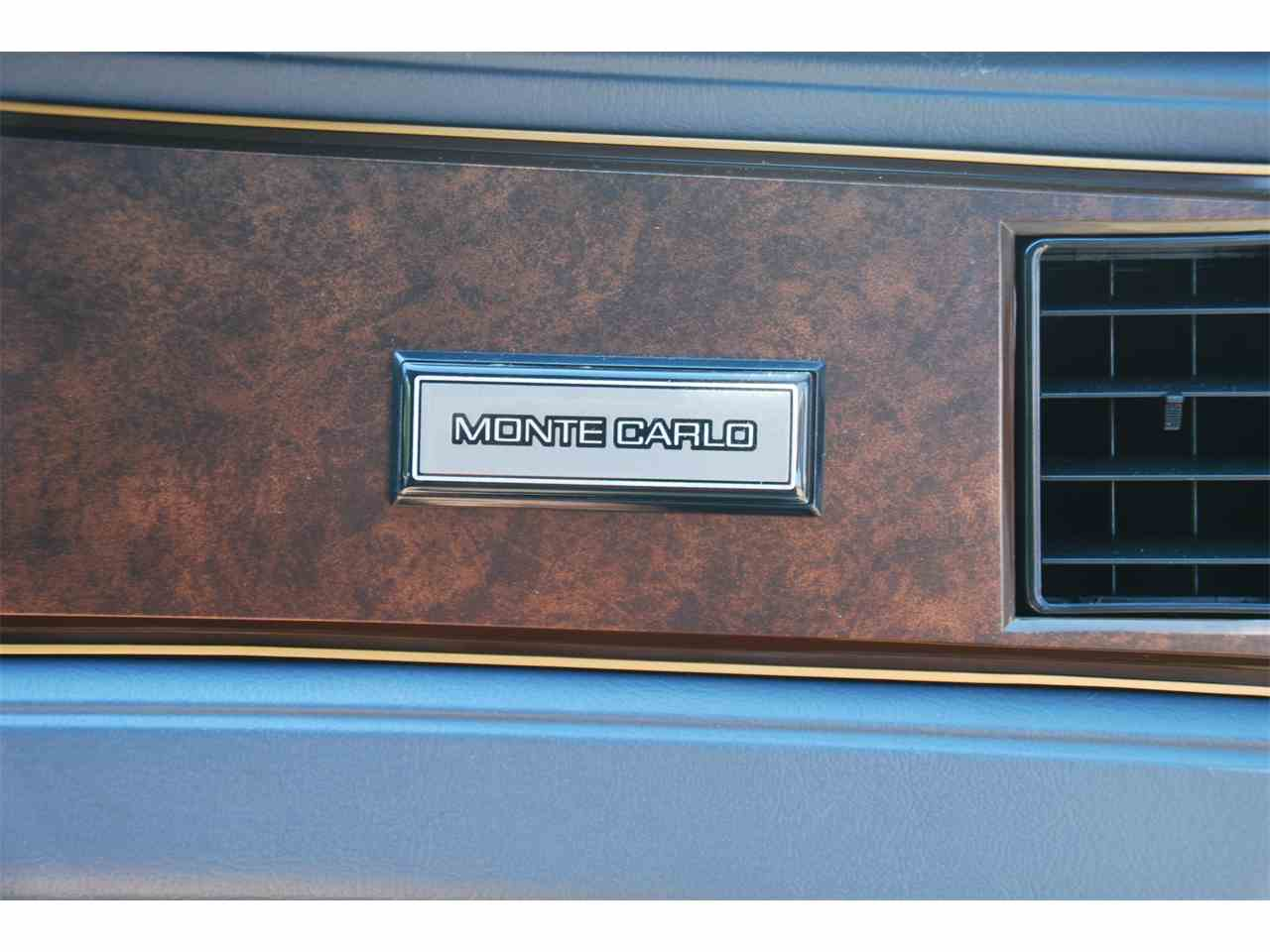 Large Picture of 1983 Chevrolet Monte Carlo SS located in Illinois - $10,500.00 - LVHX