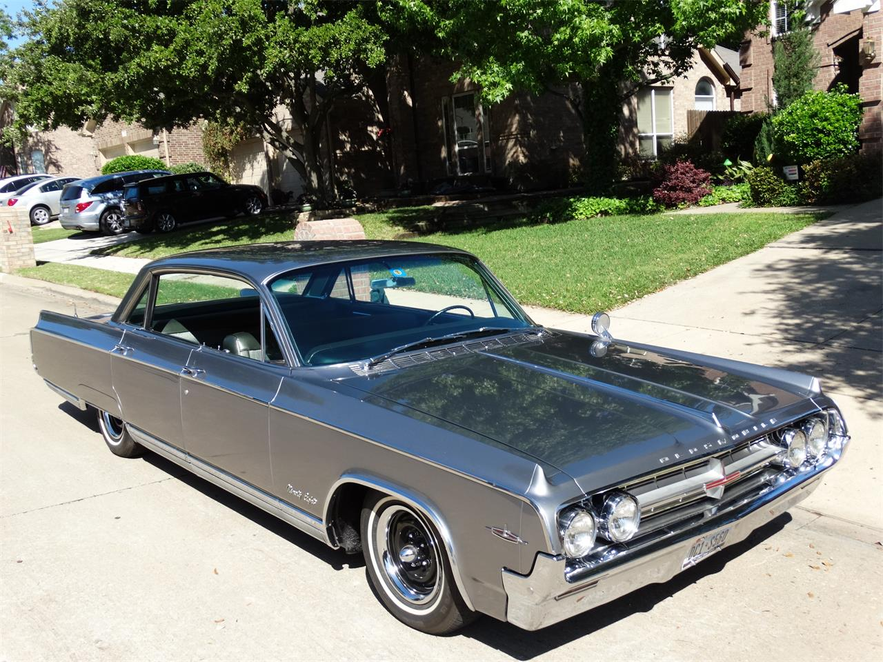 1964 oldsmobile 98 for sale