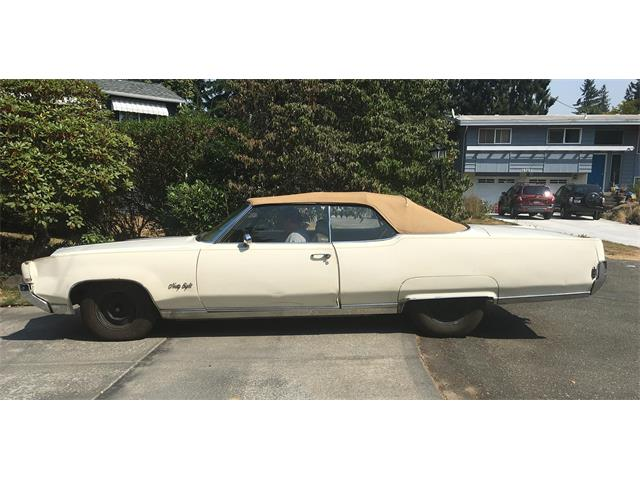 Picture of 1969 Oldsmobile 98 Deluxe - $7,500.00 Offered by a Private Seller - LZPP