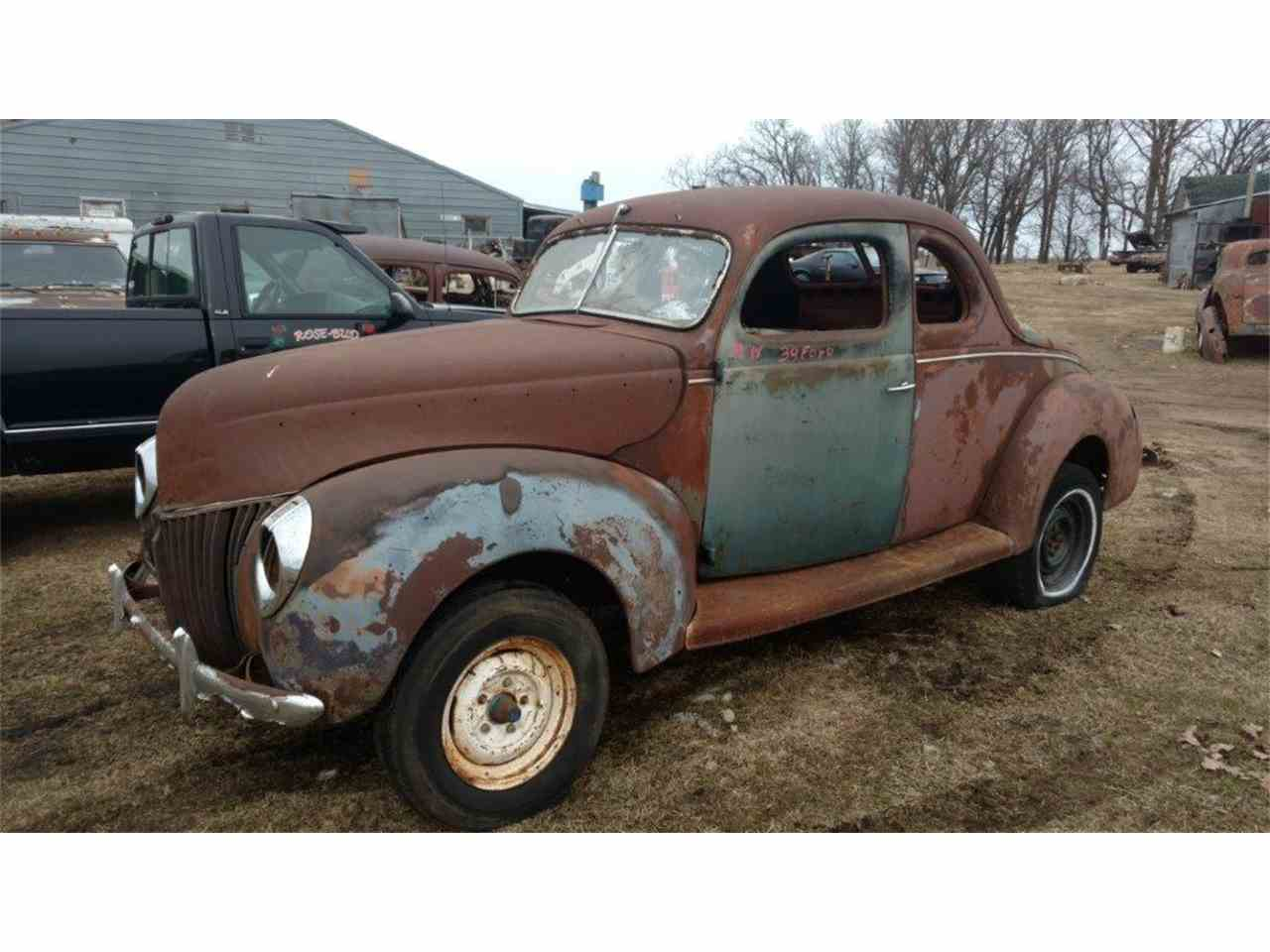 1939 Ford Deluxe for Sale | ClassicCars.com | CC-1026062