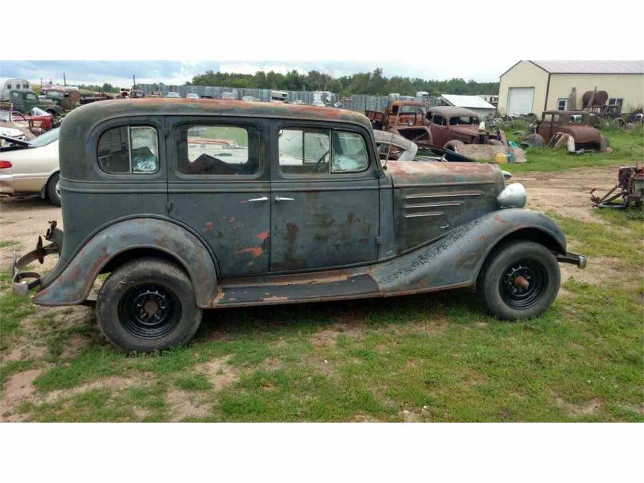 1934 Chevrolet 4-Dr Sedan for Sale | ClassicCars.com | CC-1026063
