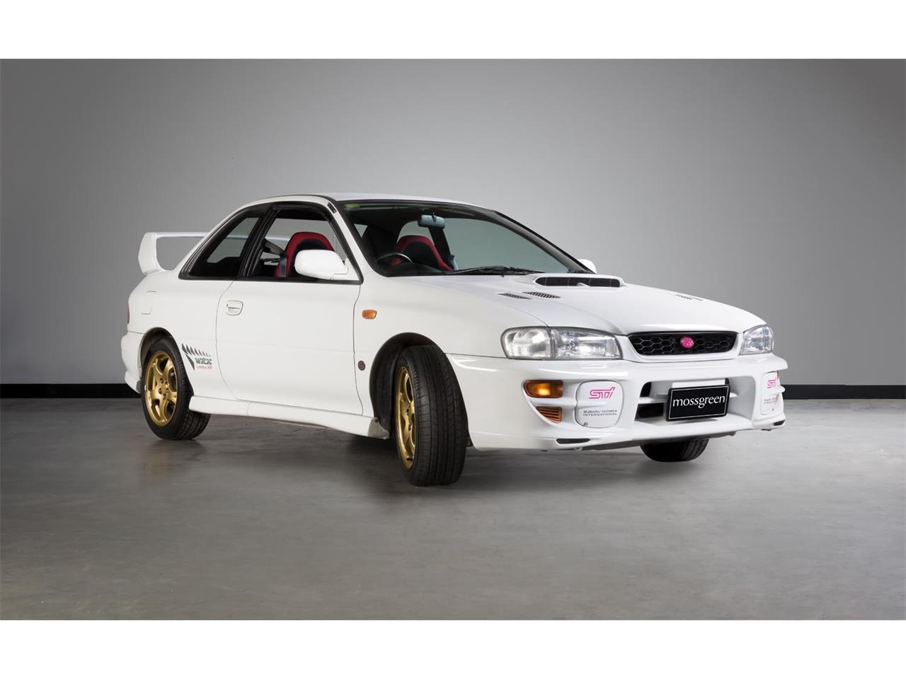 Large Picture Of 99 Impreza