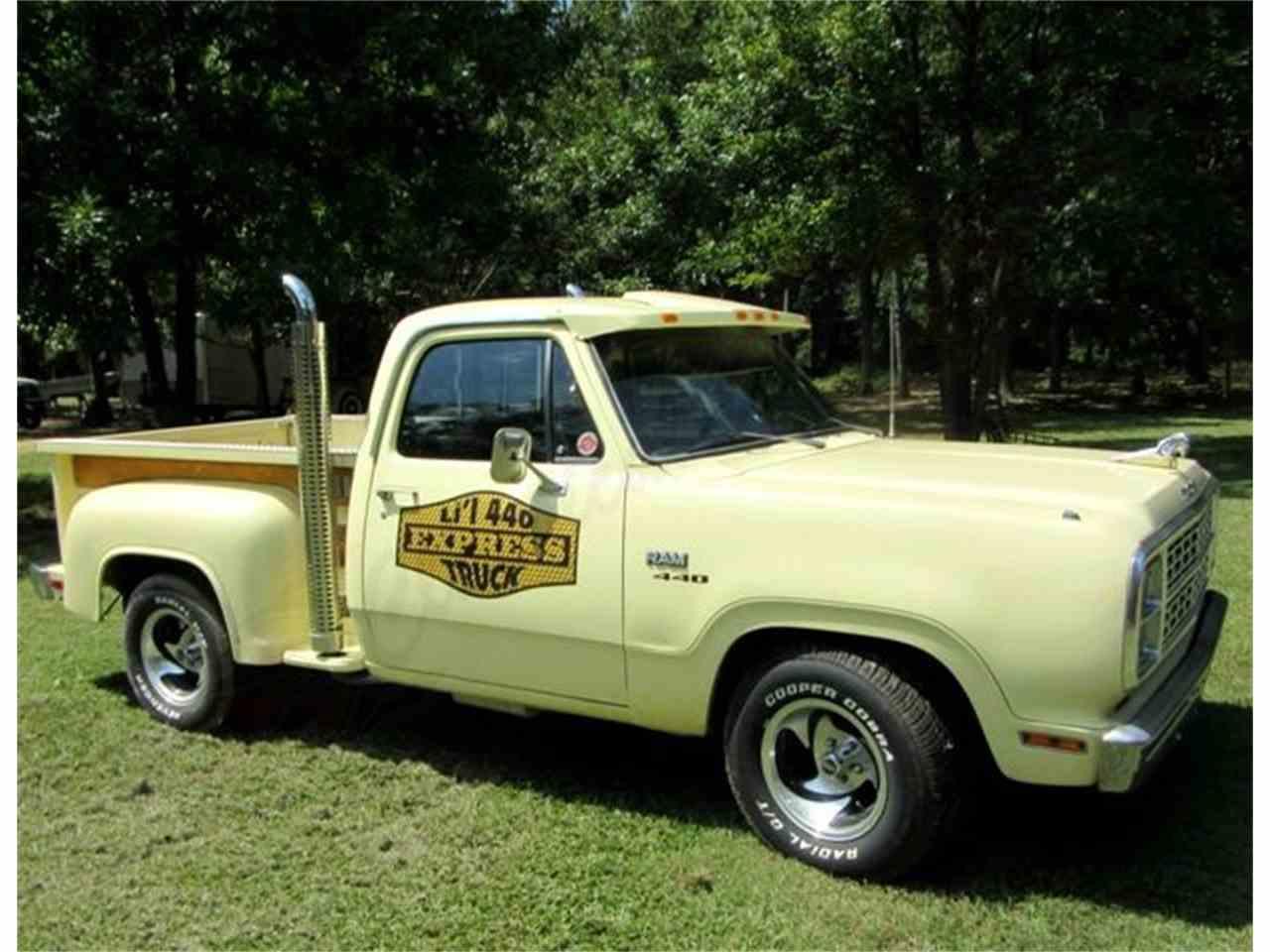 1979 Dodge Pickup for Sale | ClicCars.com | CC-1026081
