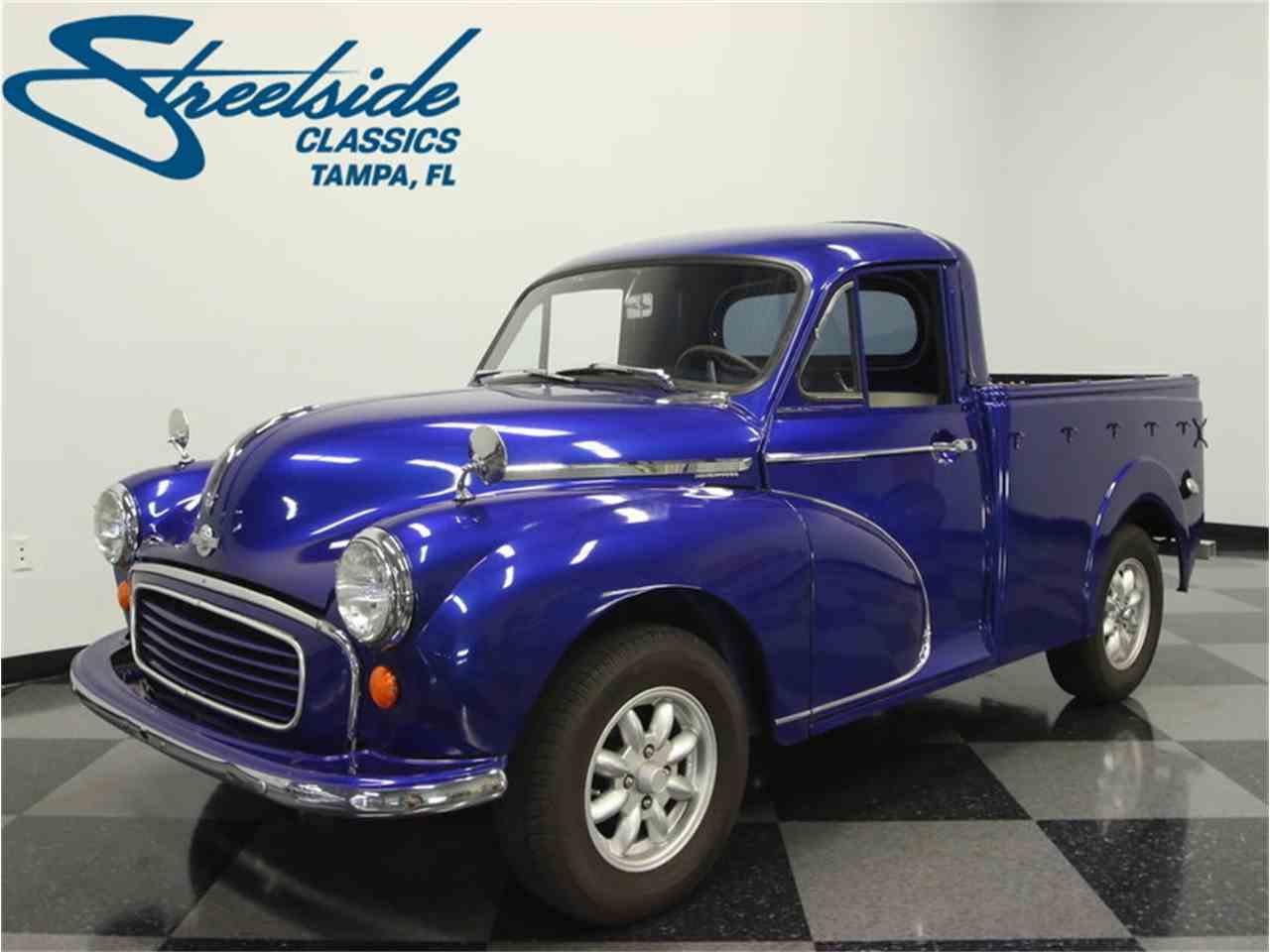 1958 Morris Minor 1000 1/4 Ton Pickup for Sale | ClassicCars.com ...