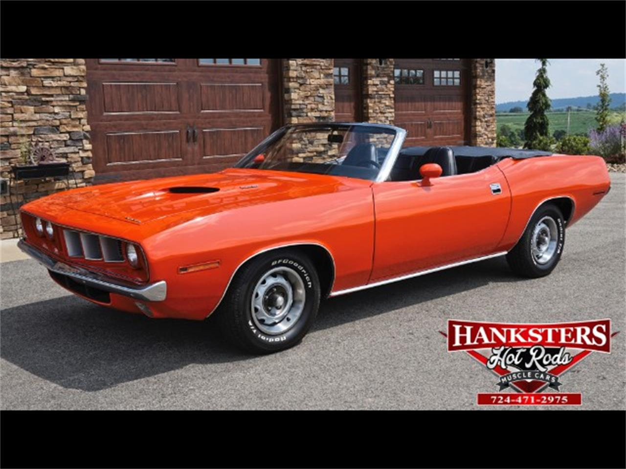 Large Picture of Classic '71 Plymouth Barracuda - $125,000.00 Offered by Hanksters Hot Rods - LZQH
