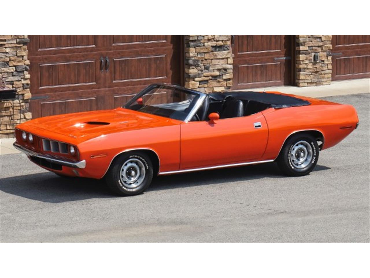 Large Picture of 1971 Plymouth Barracuda located in Pennsylvania - LZQH