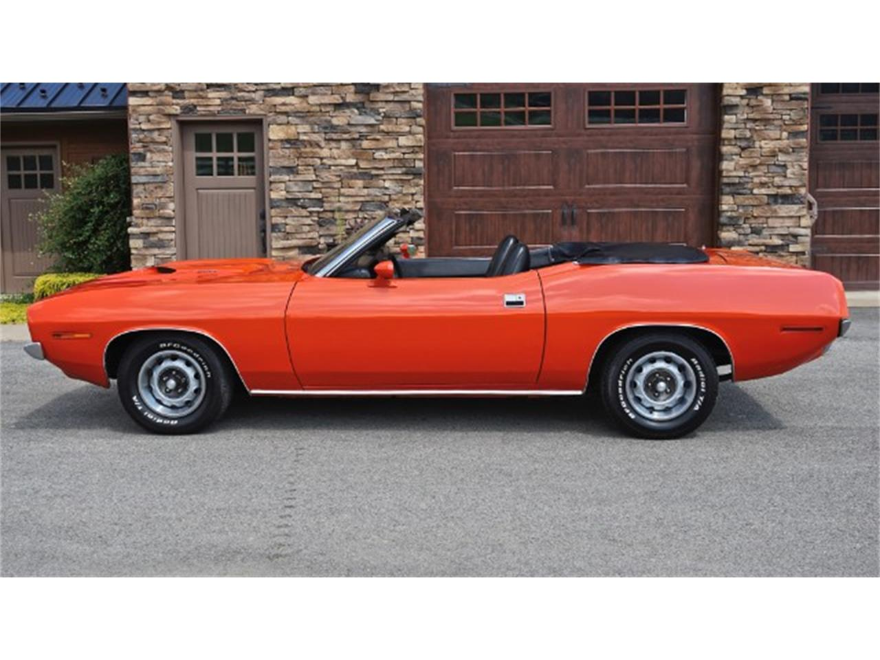 Large Picture of 1971 Plymouth Barracuda - $125,000.00 Offered by Hanksters Hot Rods - LZQH