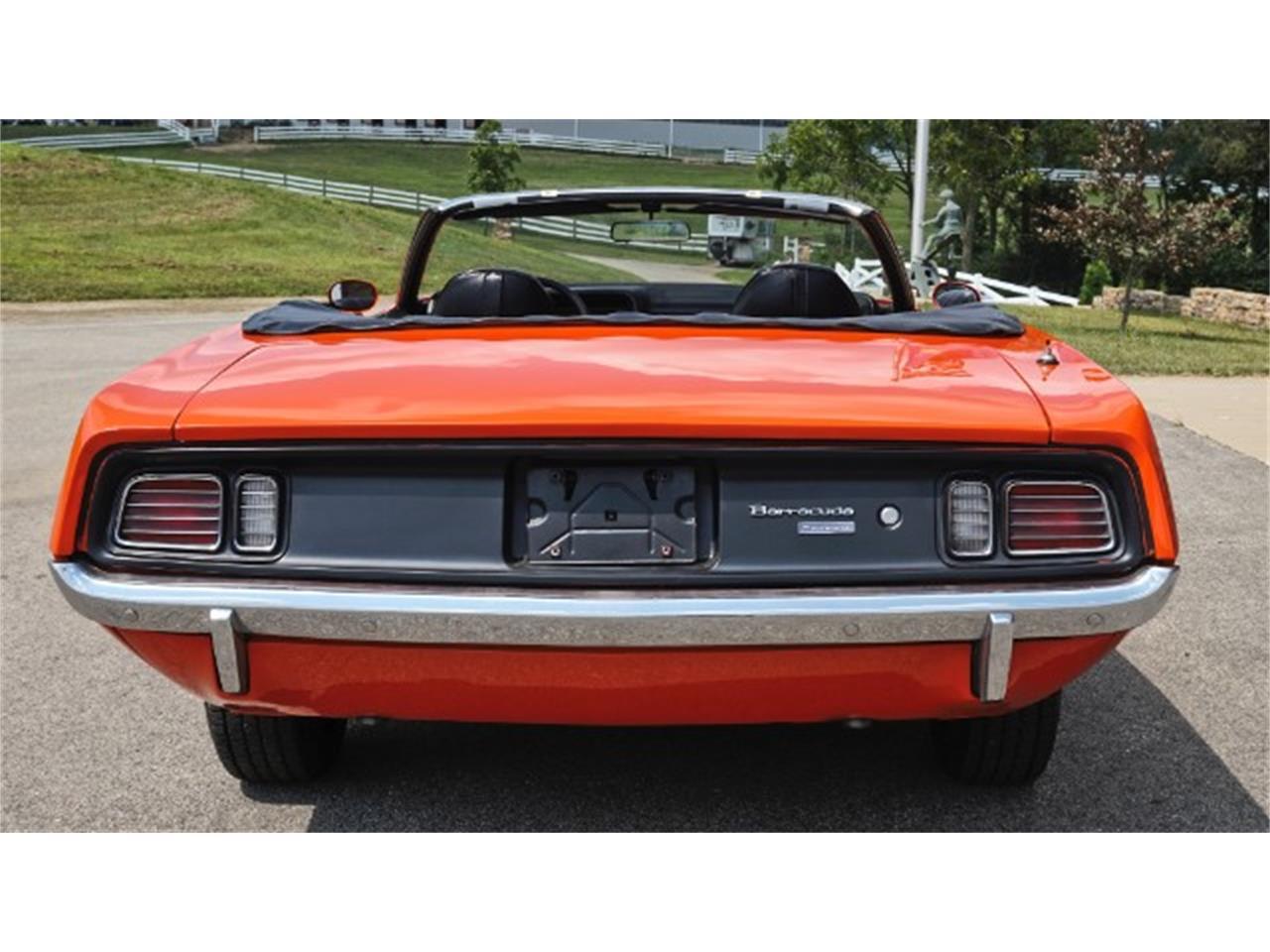 Large Picture of 1971 Barracuda - LZQH