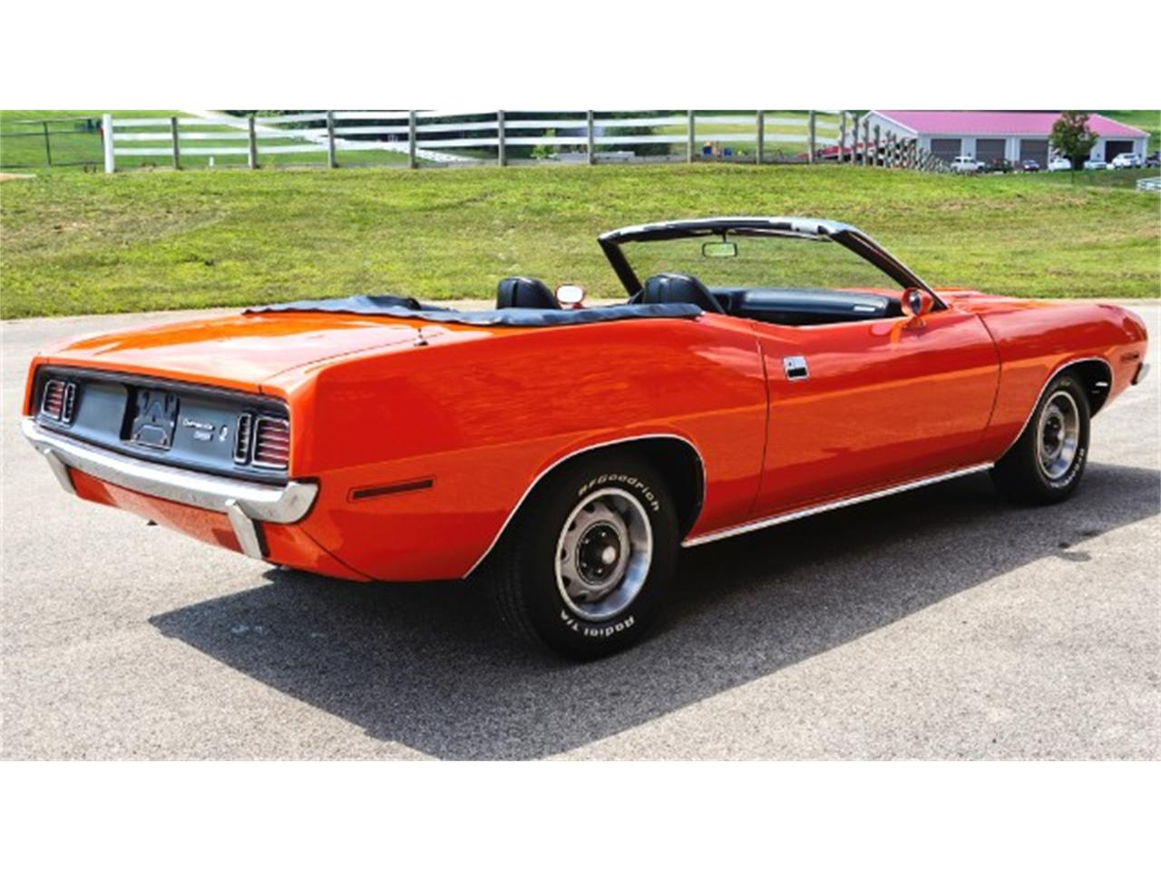Large Picture of Classic 1971 Plymouth Barracuda located in Pennsylvania - LZQH