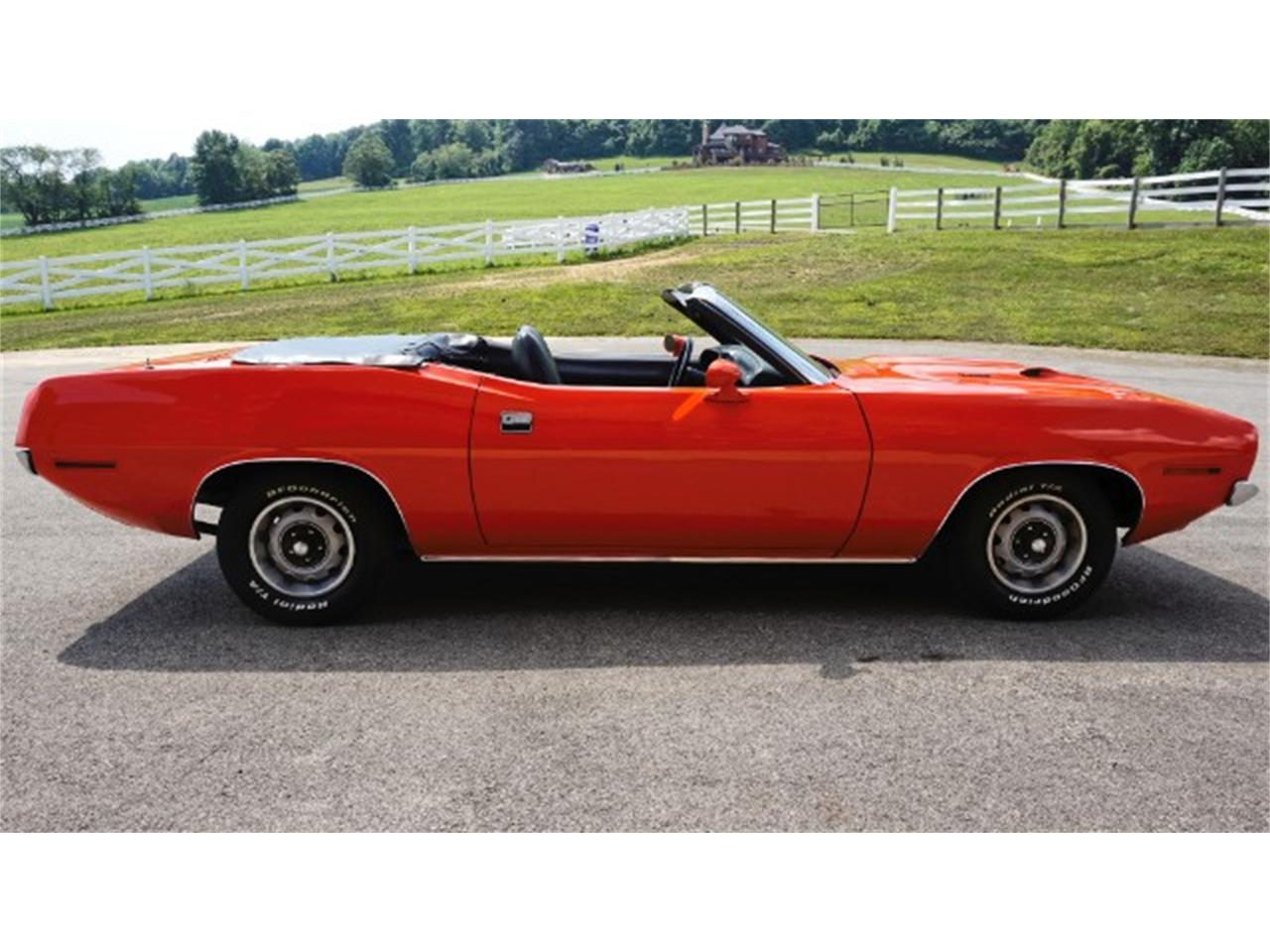 Large Picture of 1971 Barracuda located in Pennsylvania Offered by Hanksters Hot Rods - LZQH
