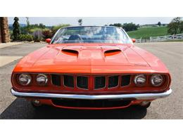 Picture of Classic '71 Barracuda located in Indiana Pennsylvania Offered by Hanksters Hot Rods - LZQH