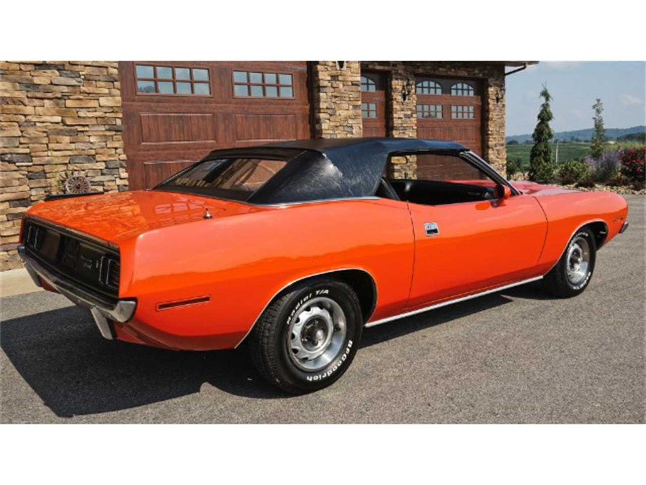Large Picture of '71 Plymouth Barracuda located in Pennsylvania - $125,000.00 Offered by Hanksters Hot Rods - LZQH