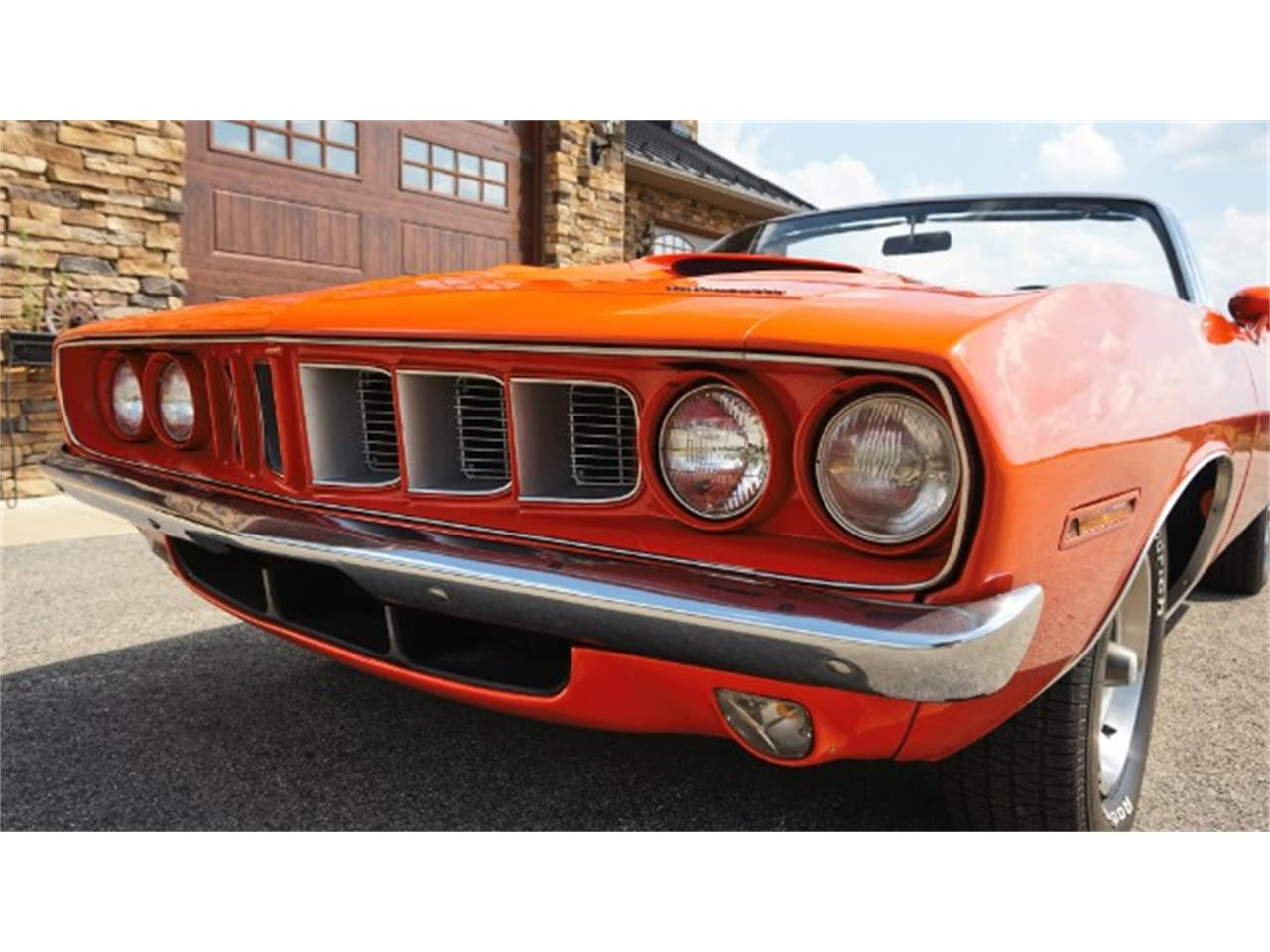 Large Picture of 1971 Plymouth Barracuda Offered by Hanksters Hot Rods - LZQH
