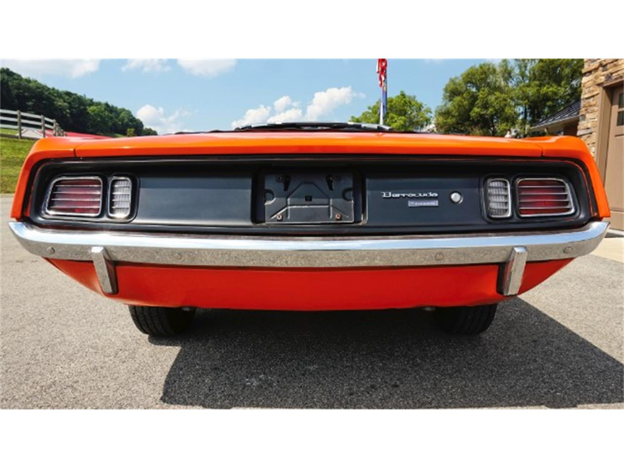 Large Picture of Classic '71 Plymouth Barracuda located in Indiana Pennsylvania - $125,000.00 Offered by Hanksters Hot Rods - LZQH