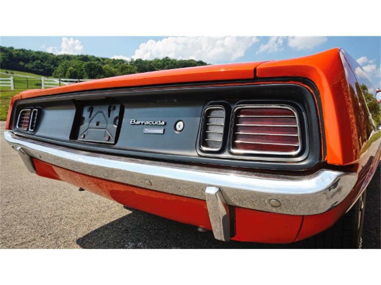 Large Picture of Classic 1971 Barracuda - LZQH
