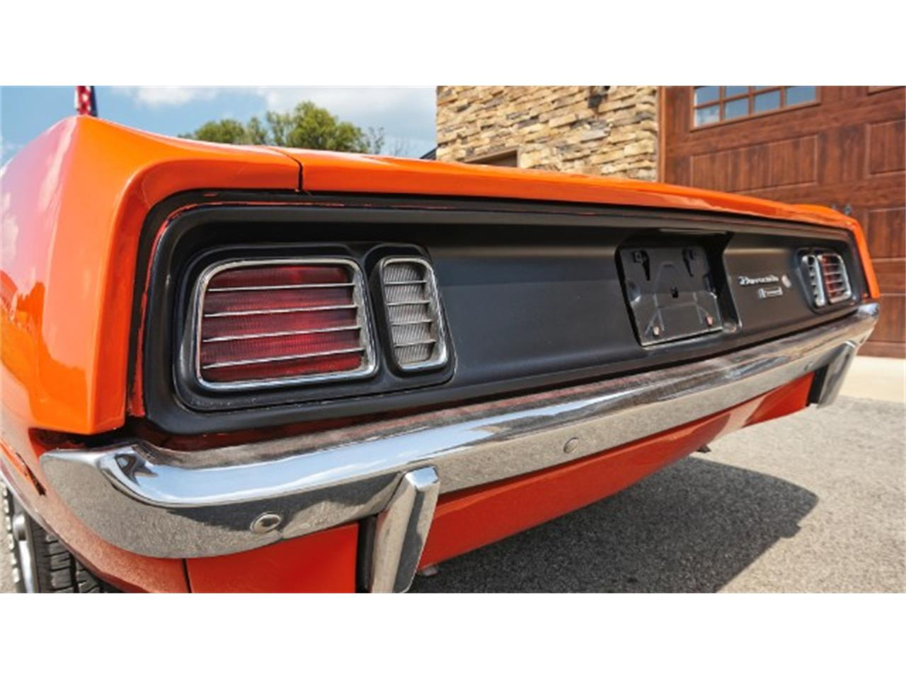 Large Picture of Classic '71 Plymouth Barracuda - LZQH