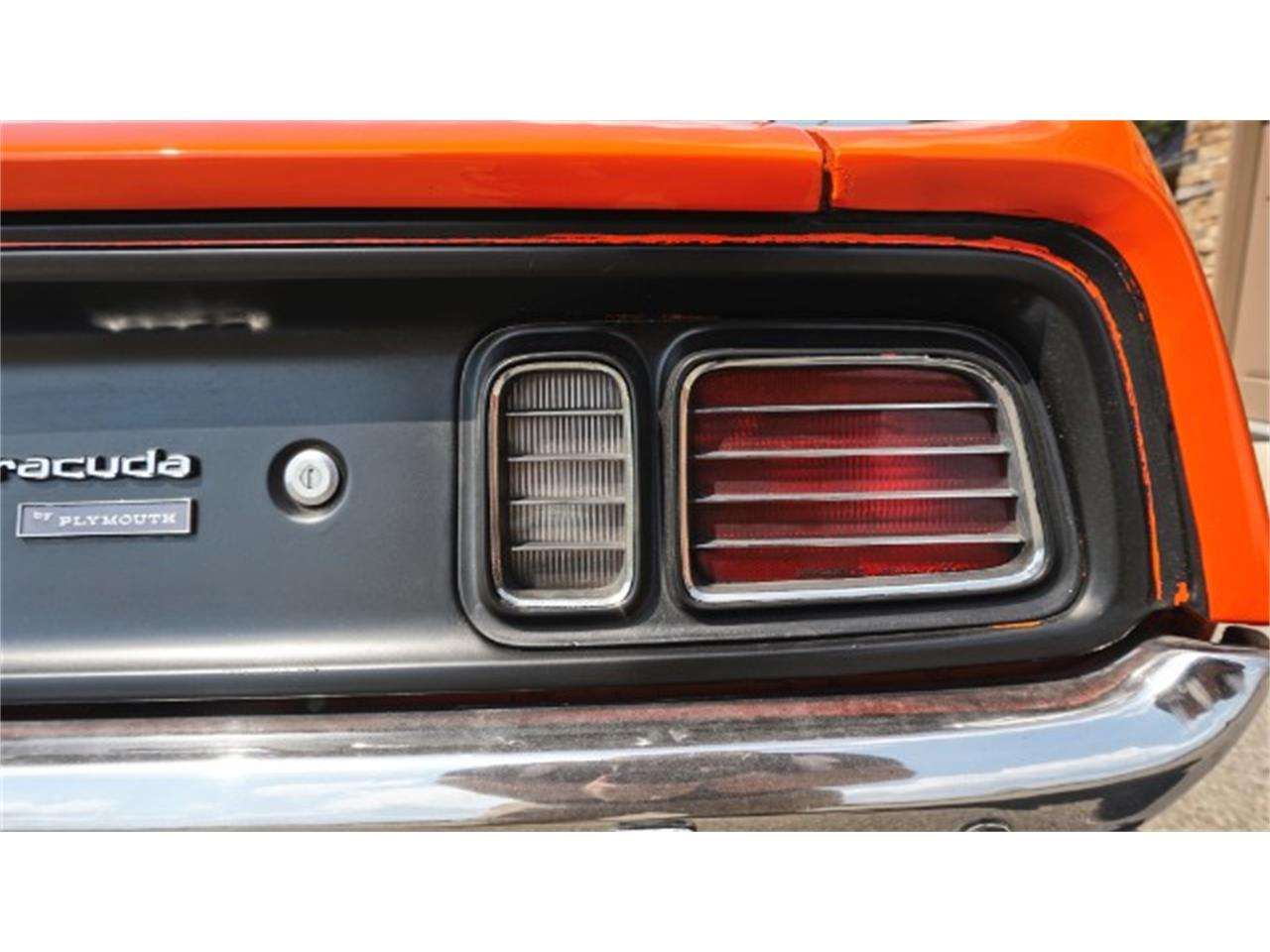 Large Picture of '71 Barracuda - $125,000.00 Offered by Hanksters Hot Rods - LZQH