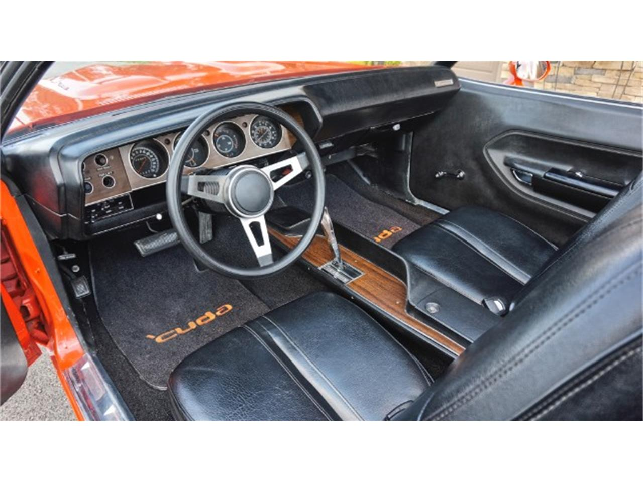 Large Picture of 1971 Barracuda located in Indiana Pennsylvania Offered by Hanksters Hot Rods - LZQH