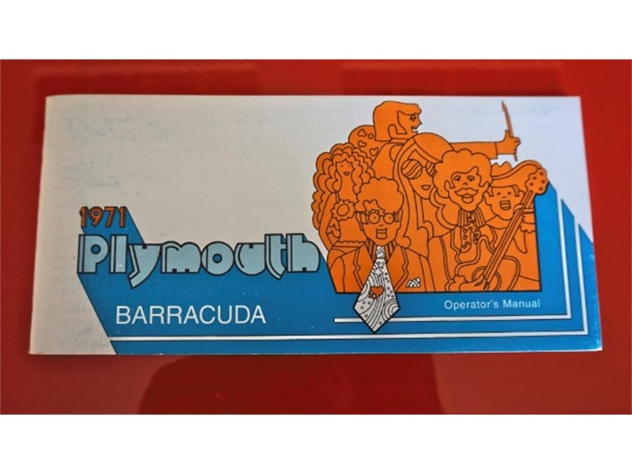 Large Picture of Classic 1971 Barracuda located in Indiana Pennsylvania - LZQH