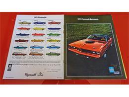 Picture of Classic '71 Plymouth Barracuda - $125,000.00 - LZQH