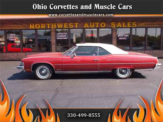 Picture of 1973 Grand Ville - $12,500.00 Offered by  - LZQI