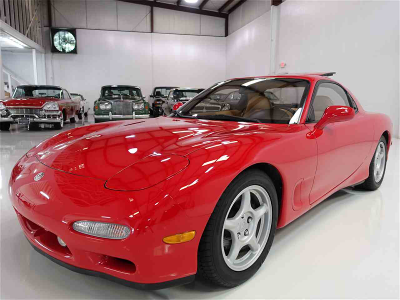 Large Picture of '93 RX-7 located in St. Louis Missouri - LVIB