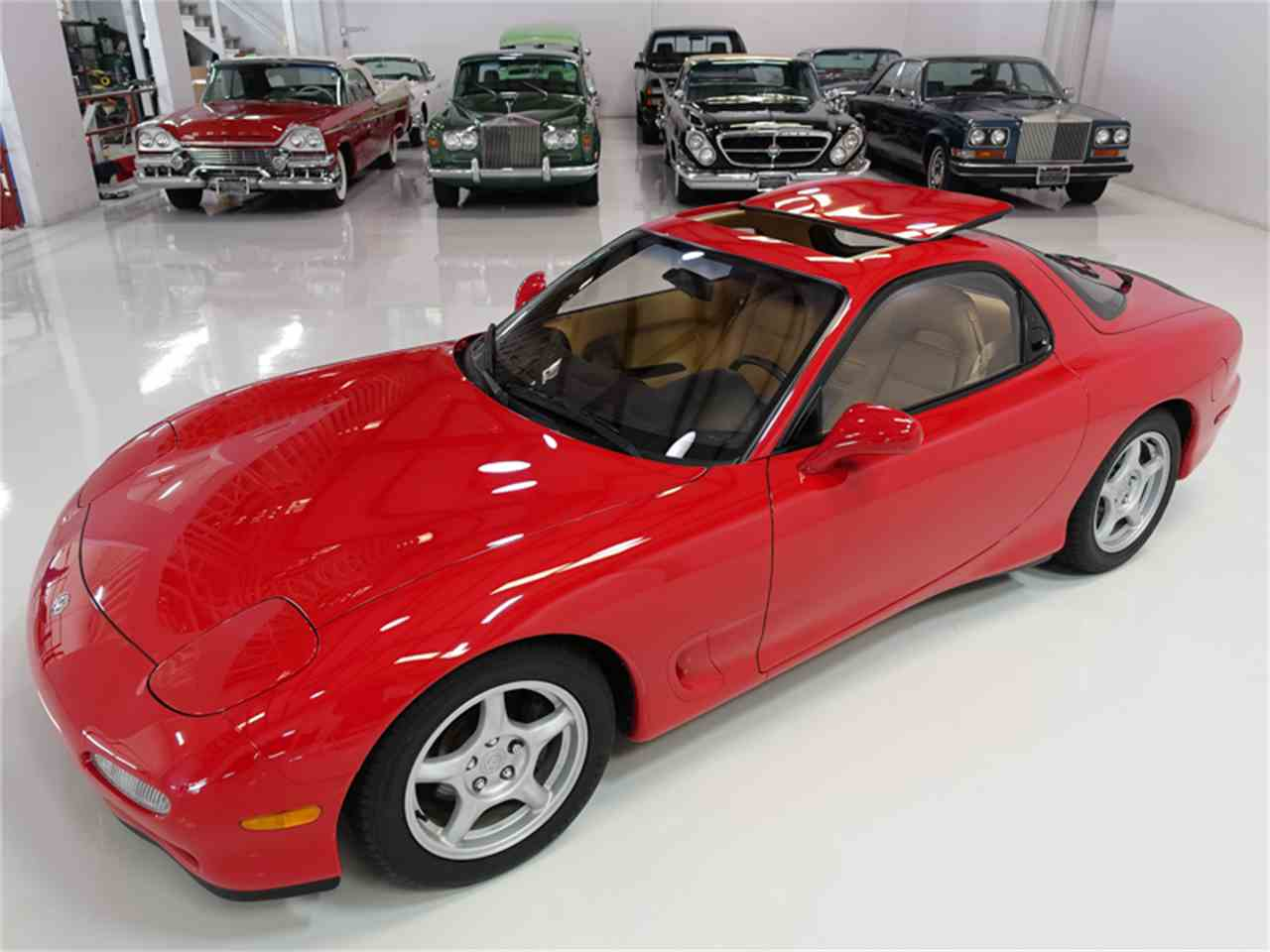 Large Picture of 1993 Mazda RX-7 located in Missouri - LVIB
