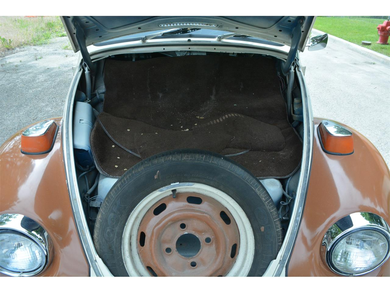 Large Picture of '74 Beetle - LVIC