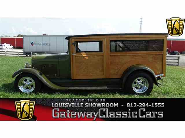 Picture of '29 Woody Wagon - LZS1