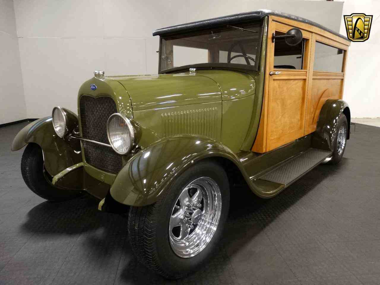 1929 Ford Woody Wagon for Sale | ClassicCars.com | CC-1026145