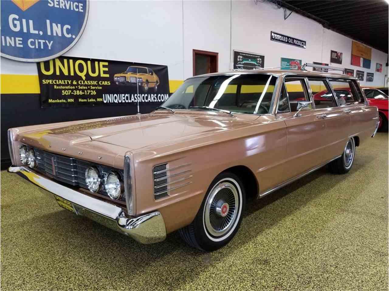 1965 Mercury Commuter Station Wagon for Sale   ClassicCars.com ...