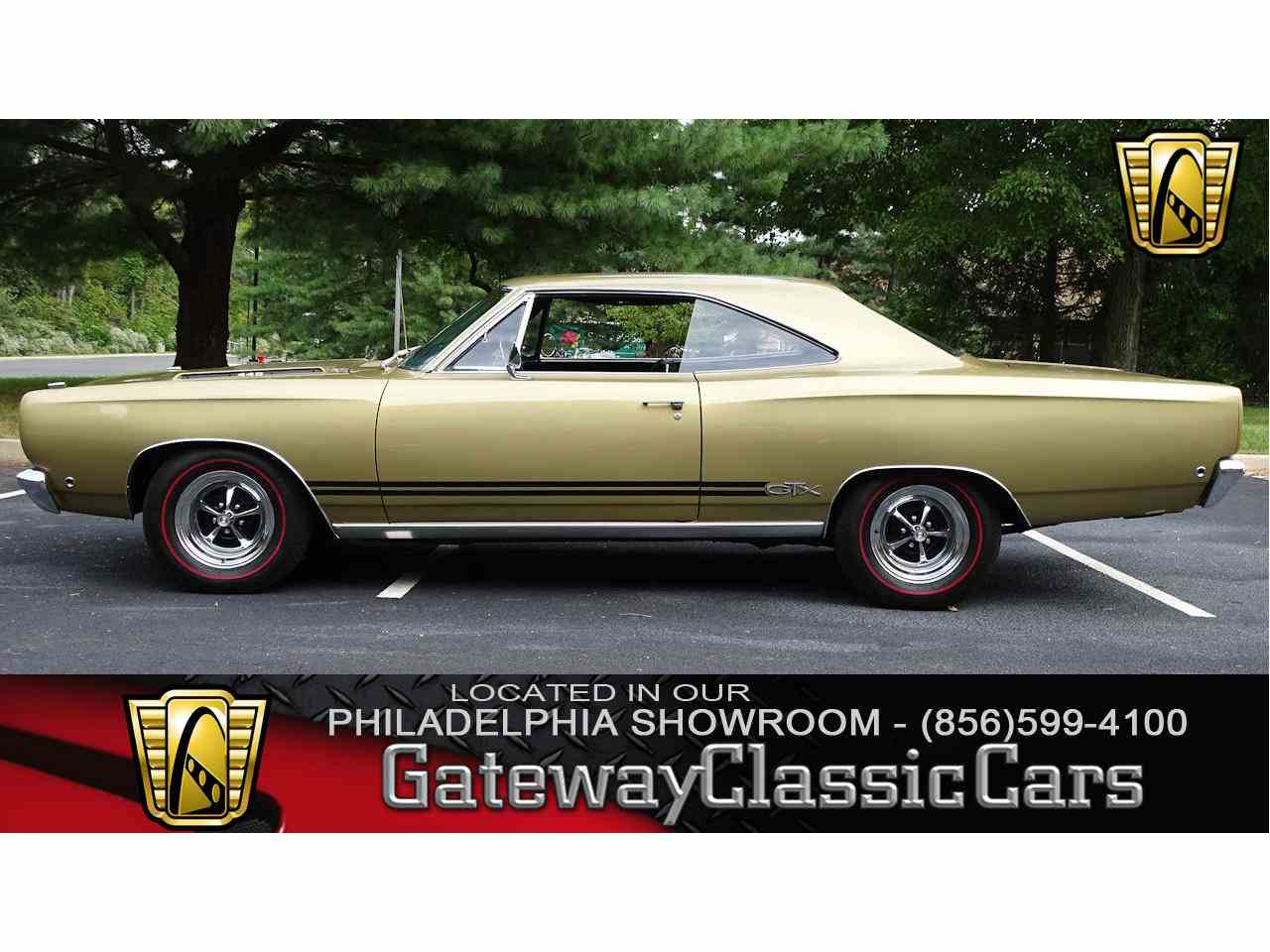 1968 plymouth gtx for sale cc 1026160 for Deptford motor vehicle inspection