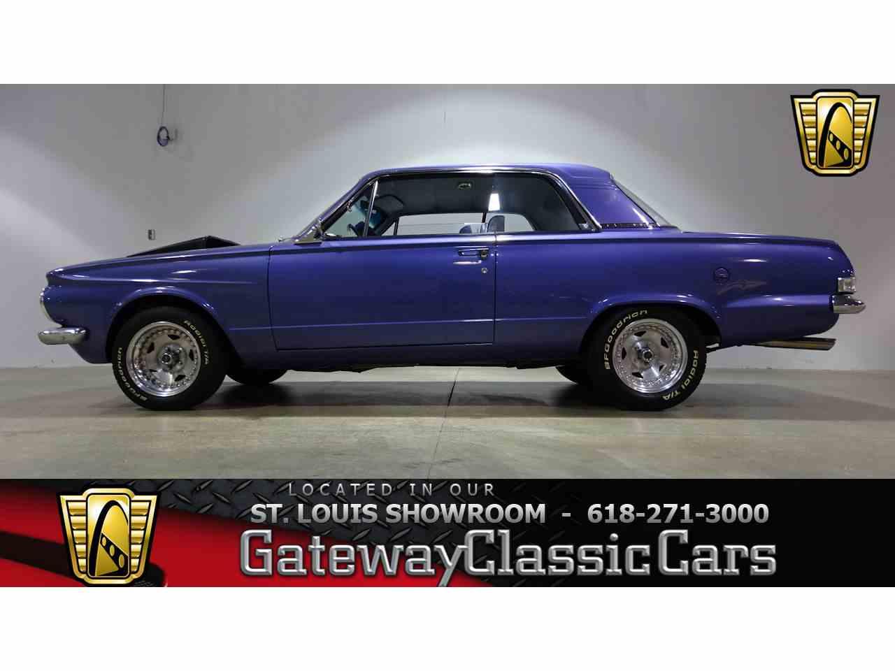 1963 Plymouth Valiant for Sale | ClassicCars.com | CC-1026174