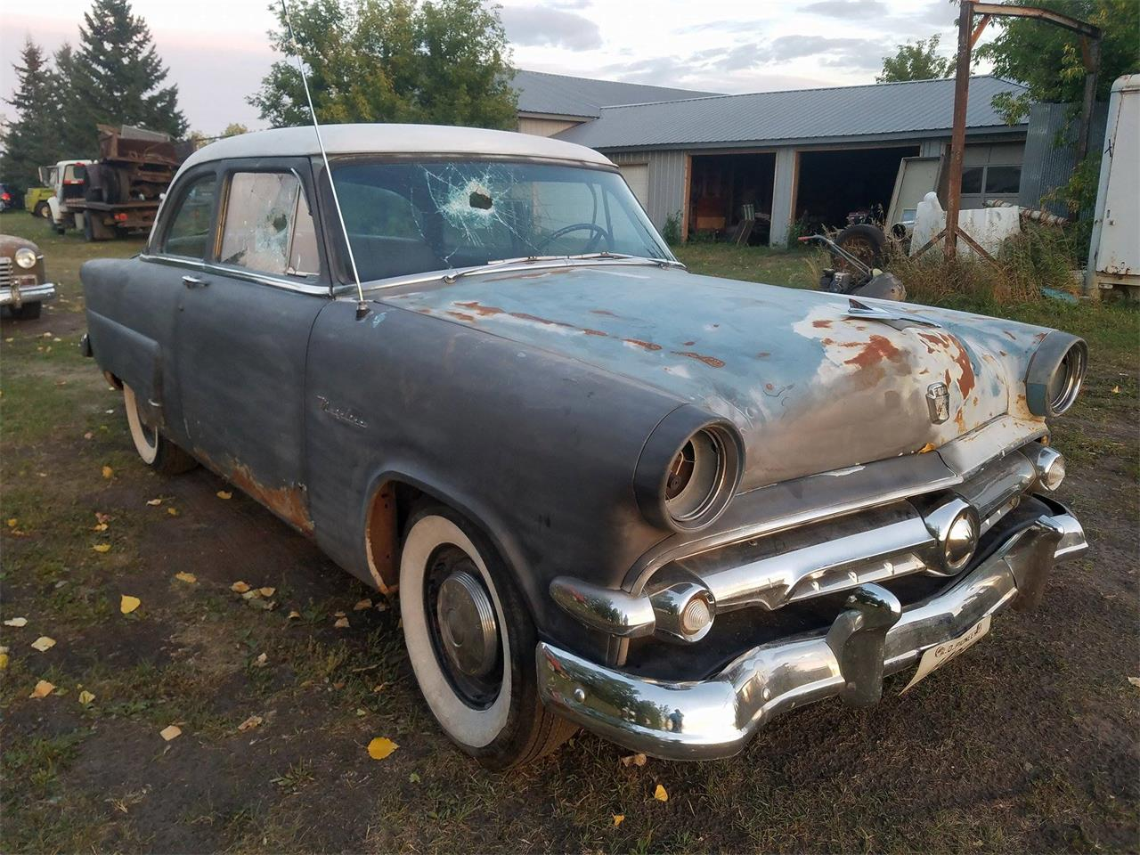 Large Picture of 1954 Ford Mainline located in Crookston Minnesota - $3,000.00 Offered by Backyard Classics - LVII
