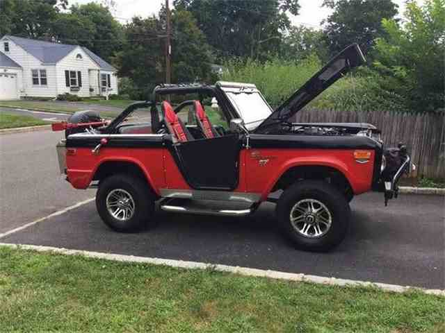 Picture of '71 Bronco - LZT1