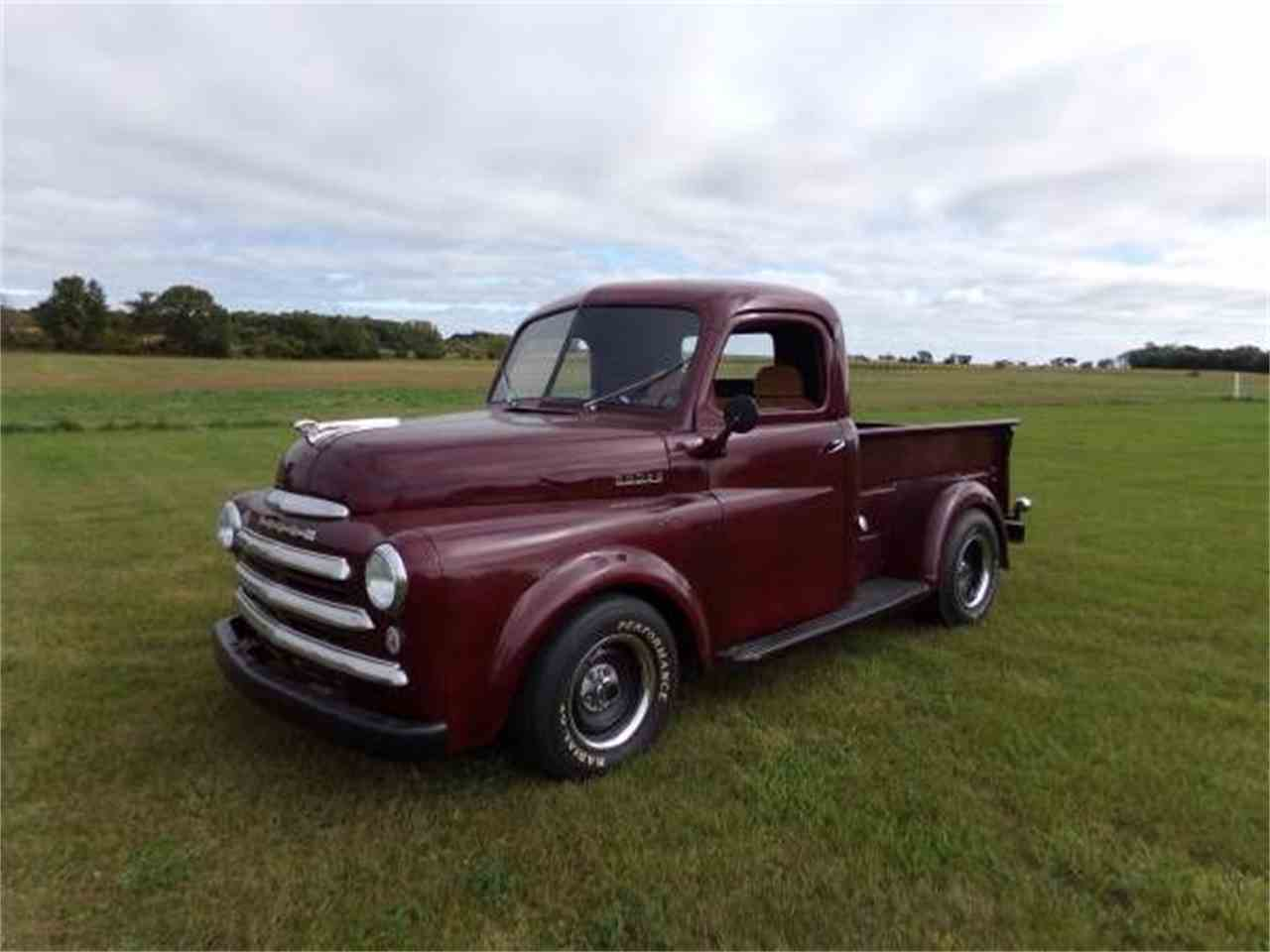 1951 dodge pickup for sale cc 1026183. Black Bedroom Furniture Sets. Home Design Ideas