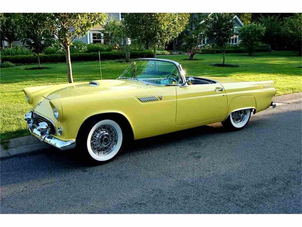 1955 ford thunderbird for sale cc 1026192. Black Bedroom Furniture Sets. Home Design Ideas