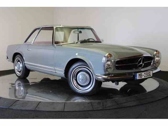 Picture of Classic 1964 230SL located in California - $45,900.00 Offered by DC Motors - LZTL